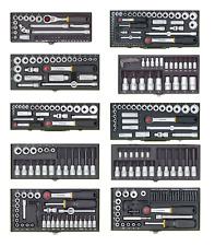 Proxxon 23296 Spezial-steckschlüsselsatz für Vielzahnschrauben XZN 18-teilig