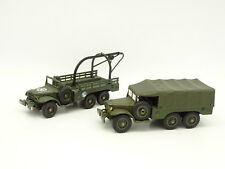 Solido Military Army SB 1/50 - Set of 2 Dodge 6X6