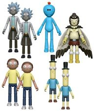 """Funko--Rick and Morty - 5"""" Articulated Action Figure Assortment"""