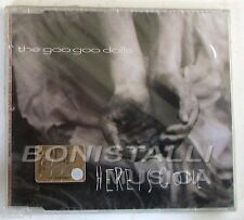 THE GOO GOO DOLLS - HERE IS GONE - CD Single Sigillato + Video