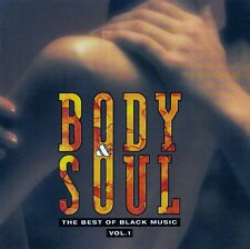 BODY & SOUL - THE BEST OF BLACK MUSIC VOL. 1 / 2 CD-SET