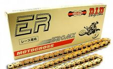 DID ER 520MX GOLD/BLACK RACING MOTORCYCLE CHAIN