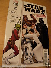 MARVEL STAR WARS COMIC #1 VARIANT EDITION BY AARON CASSADAY MARTIN - BRAND NEW