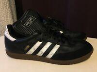 Vintage adidas Originals Samba Classic Soccer Shoe Men Size 10.5 2002 034563