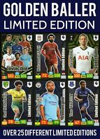 PANINI ADRENALYN XL PREMIER LEAGUE 2019/20 LIMITED EDITION - GOLDEN BALLER CARDS