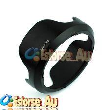 LH-DC60 Lens Hood For Canon PowerShot SX10 SX20 SX30 SX1 Black 54mm SX40 SX40IS