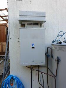 Gas water heater Bosch hydropower LPG h10