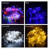 100LED 10M Christmas Home Fairy String Party Lights Xmax Waterproof Lamp Outdoor