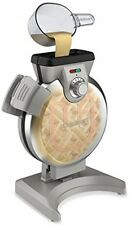 Cuisinart Belgian Waffle Maker Iron Gourmet Baker Breakfast Commercial Vertical
