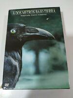 A DOS METROS BAJO TIERRA TEMPORADA 4 COMPLETA - CASTELLANO ENGLISH 5 X DVD