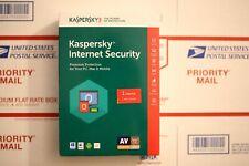 5x Kaspersky Internet Security Free Upgrade to 2019 1PC 1Year Windows 7/8/10 Key