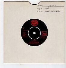 (HG256) Kenny Rogers, Lady - 1980 - 7 inch vinyl