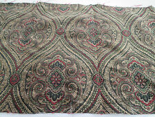 Kravet Fabrics Pattern 28008-316 Cotton Blend 23 In x 54 In Paisley Jacquard