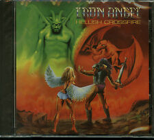 Iron Angel Hellish Crossfire CD new