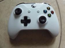 Xbox One S Wireless Microsoft Controller Glacier White, Free sSipping