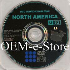 Only 2007 2008 2009 2010 Toyota Avalon XLS Touring Navigation DVD Map U52 Update
