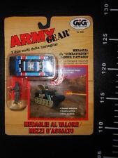 Army Gear Medaglia valore Stella Stars Soldatini Army Gig Vintage