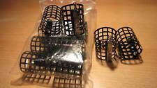 10 Stück Futterkorb mit Wirbel - Metall 10g Handarbeit