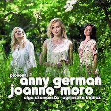 Piosenki Anny German - Joanna Moro, Olga Szomanska, Agnieszka Babicz (CD) NEW