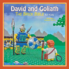 David and Goliath: The Brick Bible for Kids by Brendan Powell Smith (Hardback, 2013)