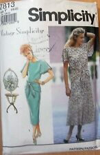 Simplicity Sewing Pattern Ladies dress 18-22