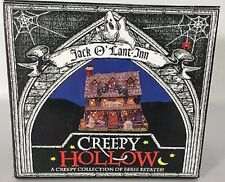 Jack O' Lant-Inn Creepy Hollow Midwest Importers Lighted Halloween House
