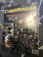 Cyber Space Cyber Rogues Character Compendium Sealed RPG Role game Book