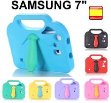 """Funda para tablet Samsung Galaxy  7"""" TAB para niños goma iGuy iBuy"""