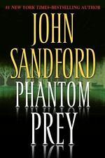 PHANTOM PREY by John Sandford (2008, Hardcover) MYSTERY SUSPENSE