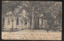 Postcard DE LAND Florida/FL  M.E. Methodist Episcopal Church 1906