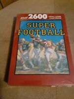 Super Football for ATARI 2600 ▪︎ BRAND NEW ▪︎ FREE SHIPPING ▪︎