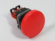 Fuji Electric AR30B0R-01R Push Button 600V 1NC Red Giant Mushroom ! WOW !