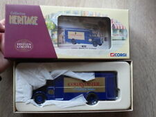 CORGI Collection Heritage 72010 Bernard Type 110 Fourgon COURVOISIER Cognac