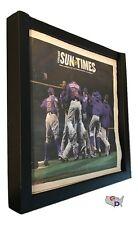 Newspaper Display Frame Case Black Shadow Box Magazine Extra Deep UV Protecting