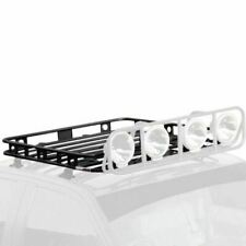 Smittybilt 40504 - 4' x 5' Defender Roof Rack w/o Mounts