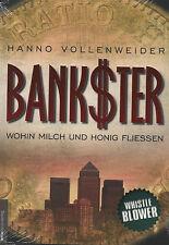 BANKSTER - Hanno Vollenweider & Jan van Helsing BUCH - NEU