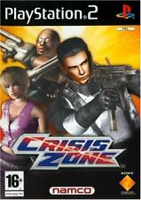 Crisis Zone PS2 NEW And Sealed Rare Play Station 2