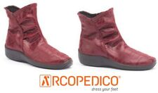 Arcopedico Shoes Portugal L19 comfort ankle boots Ultra Bordeaux Lytech