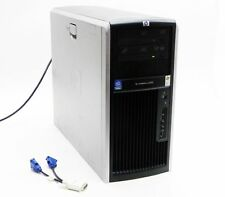 HP WORKSTATION xw8200 DUAL XEON 3.60GHz 2GB NVIDIA P283 MERLIN 05 +DMS-59 CABLE