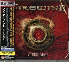 FIREWIND-ALLEGIANCE-JAPAN CD BONUS TRACK C41