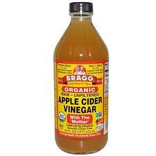 Bragg Aceto di sidro di mele - 473ml * consegna gratuita veloce & 100% Autentico UK STOCK *