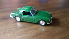 Green Triumph Spitfire Solido 1:43 Scale Diecast Model Sixties Series