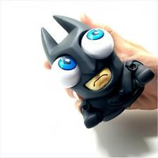 Mad Dark Knight Superhero Batman Bulging Eyes Pop Out Stress Ball Squeezable Toy