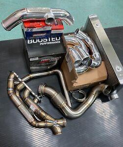 Honda S2000 Complete Turbo Kit  Sale!!! Straightline Motorsports STAGE 1