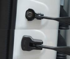 4*Car Door Stop Rust waterproof protector cover For Nissan Livina Micra March