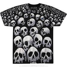 Fantasy-Son Of Skulls-2 Sided Black T-Shirt S-M-L-Xl-2X-3X-4X-5X-6X