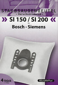 20x SG Staubsaugerbeutel geeignet Hanseatic Sweety