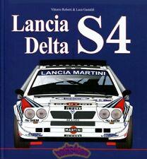 Lancia Delta S4 Integrale Libro Rally GRP Gruppo B WRC Racing