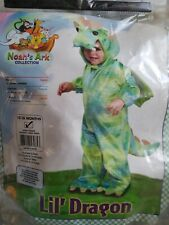 Lily'S Dragon Rubies Child Costume Size 12-18 Mnths 50 % Off Final Sale !