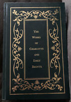 THE WORKS OF CHARLOTTE AND EMILY BRONTE :  Jane Eye Wuthering Heights Shirley